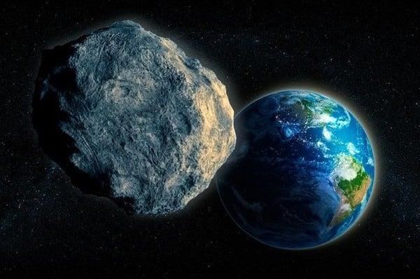 "Résultat de recherche d'images pour ""thiên thạch rơi vào trái đất"""
