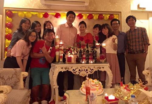 MC Bình Minh tổ chức sinh nhật hoành tráng cho vợ yêu 5