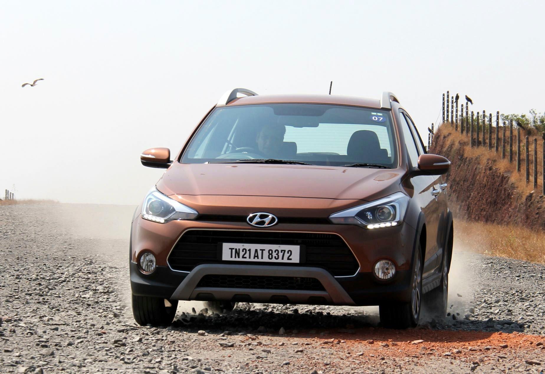 Đánh giá ban đầu về Hyundai i20 Active 11