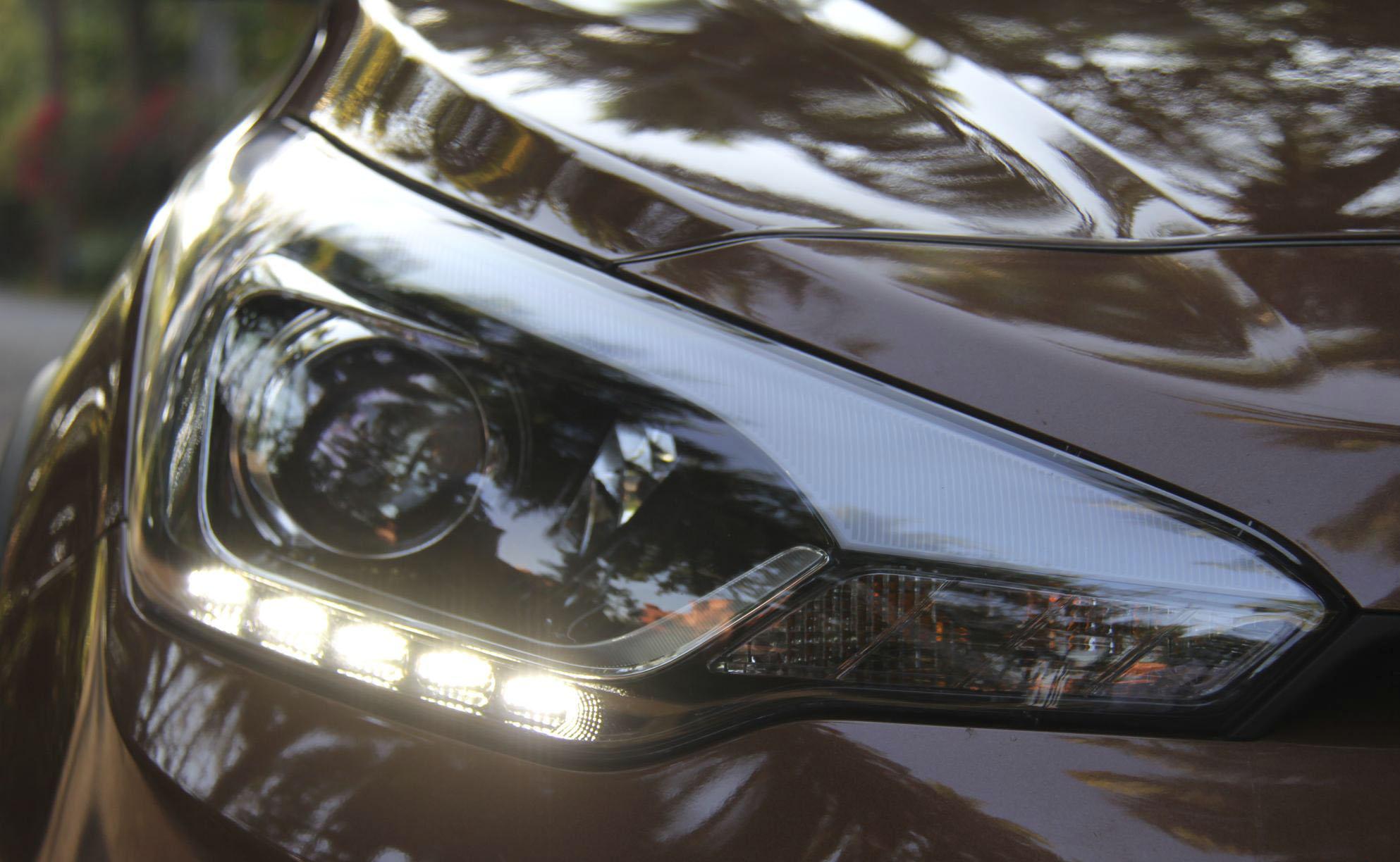 Đánh giá ban đầu về Hyundai i20 Active 7