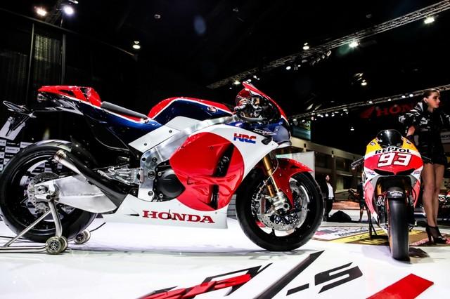 Honda ra mắt siêu motor RC213V-S giá 3,6 tỷ tại Đông Nam Á 5