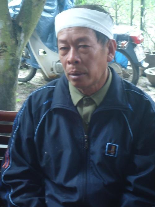 Vụ sập giàn giáo ở Hà Tĩnh: Cha già cạn nước mắt gọi tên con 5