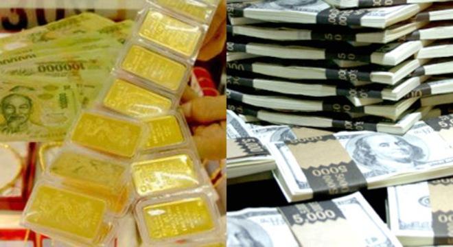 Giá vàng 27/3: Vàng SJC giảm 30.000 đồng/lượng 4