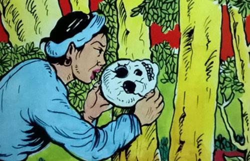 Hình ảnh Phản cảm truyện cổ tích biến tấu Sọ Dừa thành sọ người số 2