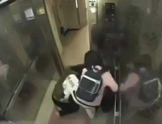 Video: Cướp nhầm cô gái có võ, tên cướp bị đánh tơi bời 5