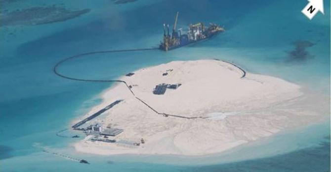 """Tới lượt Trung Quốc tố Philippines """"đạo đức giả"""" trên Biển Đông 4"""