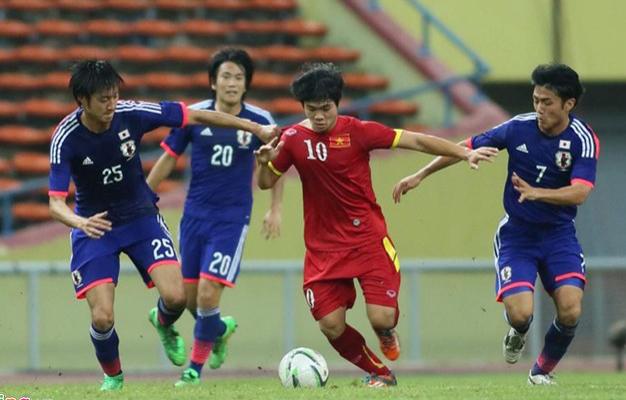 U23 Việt Nam gục ngã trước U23 Nhật Bản, tụt xuống xếp thứ 3 1