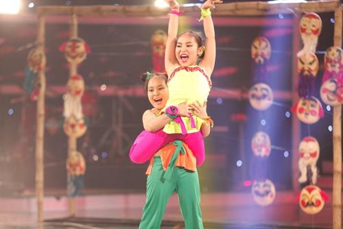 Vietnam's Got Talent: Sốt với cặp song sinh nhí nhảy múa cùng ca trù 8