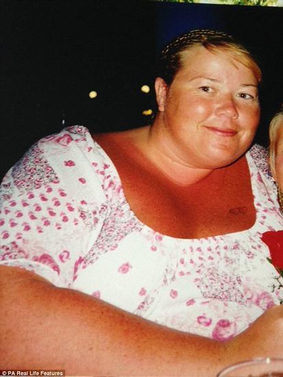 Người phụ nữ giảm 64 kg vì sợ chồng bỏ 4