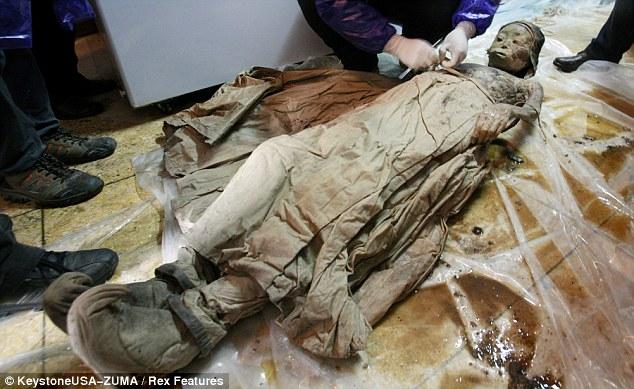 Bí ẩn xác ướp người phụ nữ 700 năm vẫn còn nguyên vẹn 6