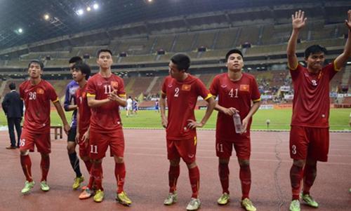 Link SOPCAST trực tiếp U23 Việt Nam vs U23 Macau lúc 16h ngày 31/3 1