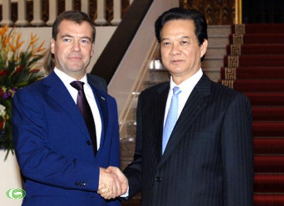 Thủ tướng Nga Medvedev sắp thăm Việt Nam  4