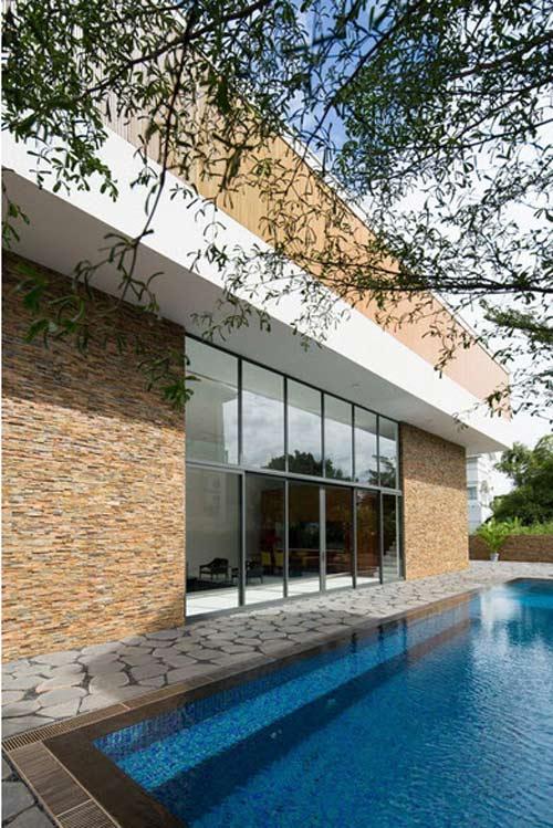 Nhà đẹp 50 tỷ ở Sài thành hút mắt trên báo nước ngoài 8