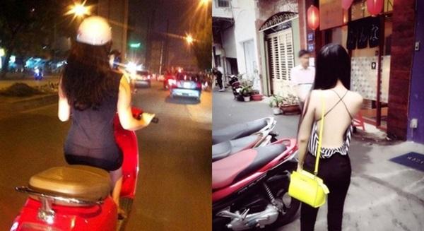 Nóng mắt cảnh thiếu nữ Việt