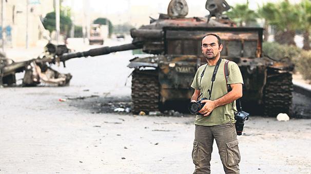 40 ngày ác mộng của nhà báo Thổ Nhĩ Kỳ trong hang ổ IS 1