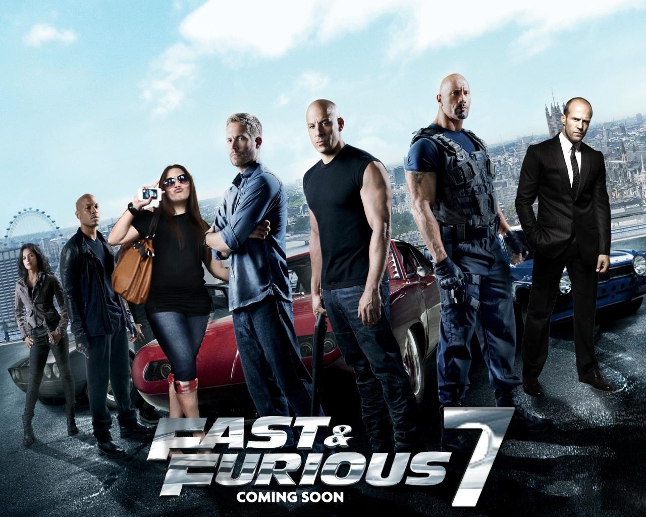 Bí mật động trời đằng sau bom tấn Fast & Furious 7 1