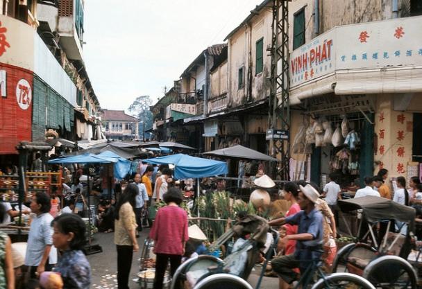 Cộng đồng mạng mê mẩn với bộ ảnh Sài Gòn xưa cực đẹp 12