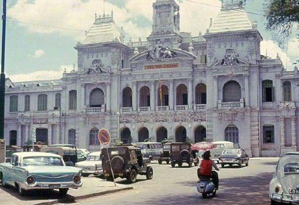 Cộng đồng mạng mê mẩn với bộ ảnh Sài Gòn xưa cực đẹp 13