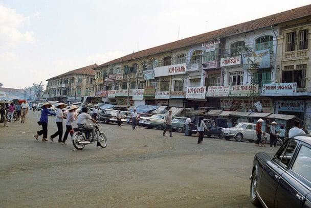 Cộng đồng mạng mê mẩn với bộ ảnh Sài Gòn xưa cực đẹp 17