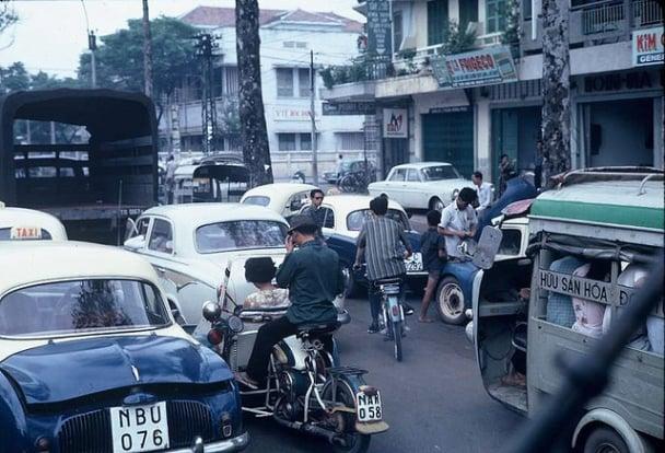 Cộng đồng mạng mê mẩn với bộ ảnh Sài Gòn xưa cực đẹp 27