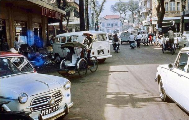 Cộng đồng mạng mê mẩn với bộ ảnh Sài Gòn xưa cực đẹp 43