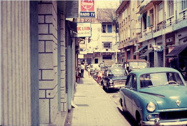 Cộng đồng mạng mê mẩn với bộ ảnh Sài Gòn xưa cực đẹp 42