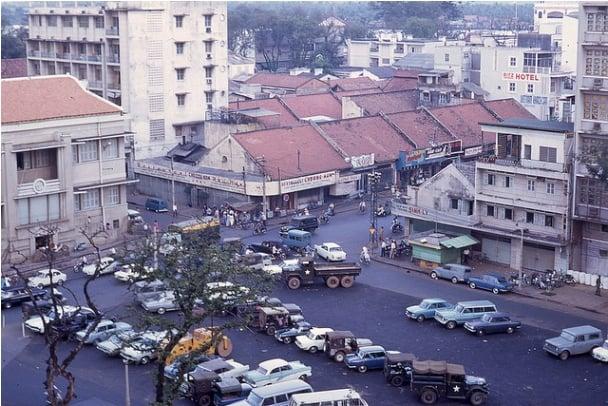 Cộng đồng mạng mê mẩn với bộ ảnh Sài Gòn xưa cực đẹp 39