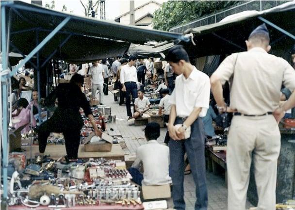 Cộng đồng mạng mê mẩn với bộ ảnh Sài Gòn xưa cực đẹp 30