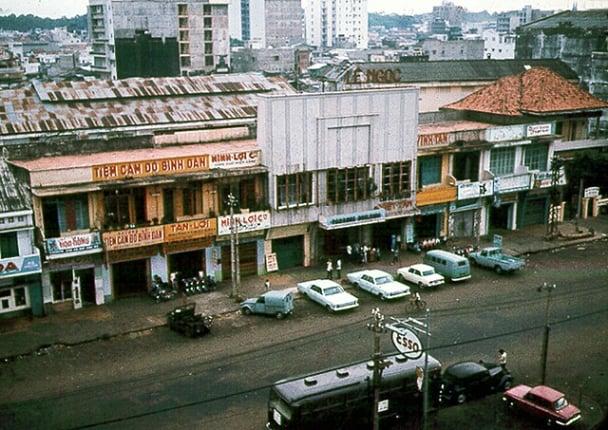 Cộng đồng mạng mê mẩn với bộ ảnh Sài Gòn xưa cực đẹp 32