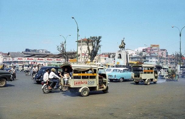 Cộng đồng mạng mê mẩn với bộ ảnh Sài Gòn xưa cực đẹp 8
