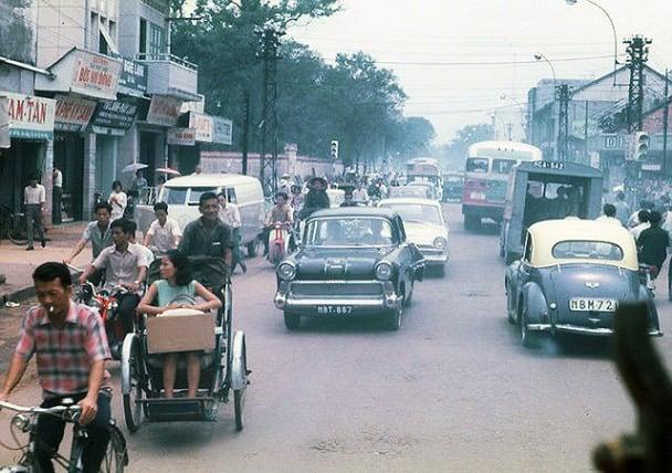 Cộng đồng mạng mê mẩn với bộ ảnh Sài Gòn xưa cực đẹp 1