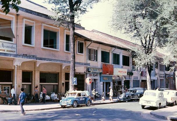 Cộng đồng mạng mê mẩn với bộ ảnh Sài Gòn xưa cực đẹp 18