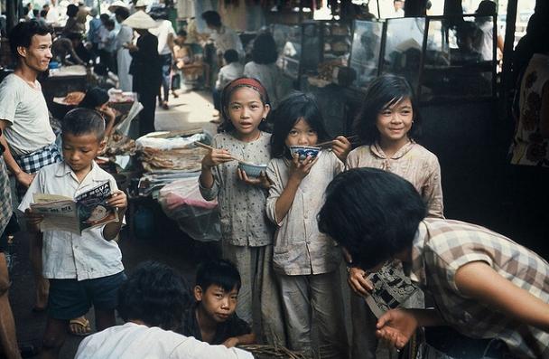 Cộng đồng mạng mê mẩn với bộ ảnh Sài Gòn xưa cực đẹp 19