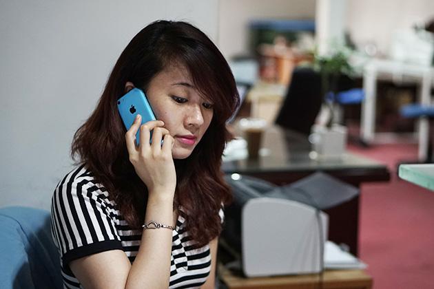 Hình ảnh iPhone 5C lock giá rẻ đại náo thị trường Việt Nam số 3