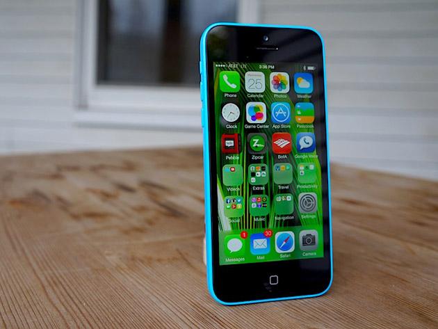 iPhone 5C lock giá rẻ