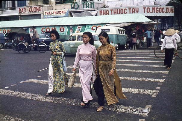 Cộng đồng mạng mê mẩn với bộ ảnh Sài Gòn xưa cực đẹp 20