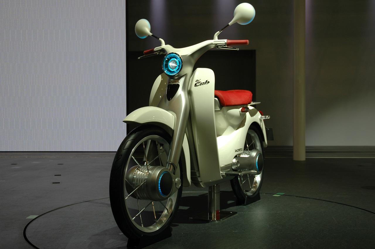 Hình ảnh Tương lai của Honda Cub sẽ là xe điện số 1