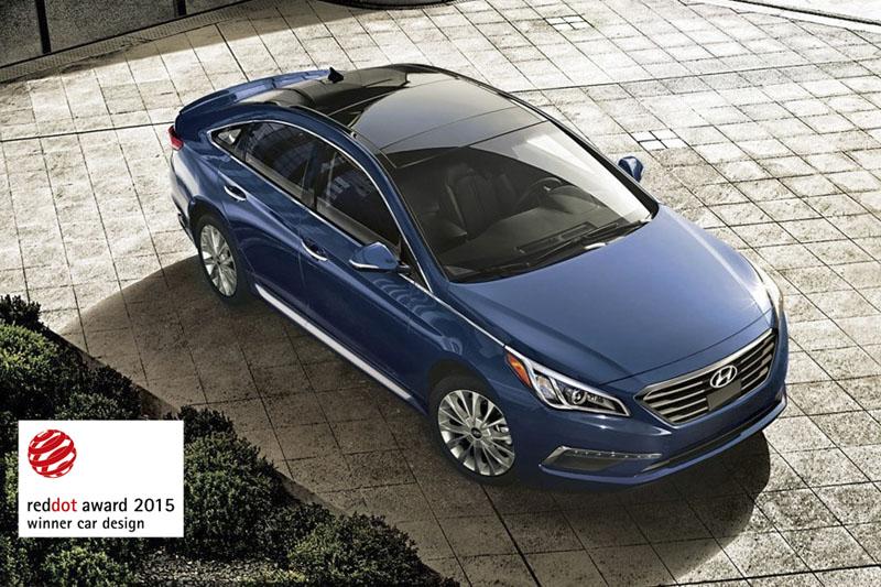 Hình ảnh Hyundai tiếp tục chiến thắng tại giải thưởng thiết kế Red Dot số 2