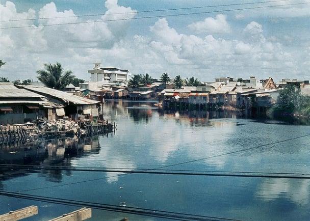 Cộng đồng mạng mê mẩn với bộ ảnh Sài Gòn xưa cực đẹp 23