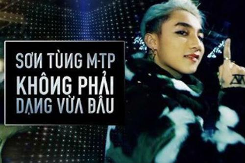"""Sơn Tùng M-TP tiếp tục tạo cơn sốt với MV """"Không phải dạng vừa đâu"""" 1"""