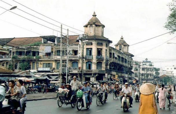 Cộng đồng mạng mê mẩn với bộ ảnh Sài Gòn xưa cực đẹp 24