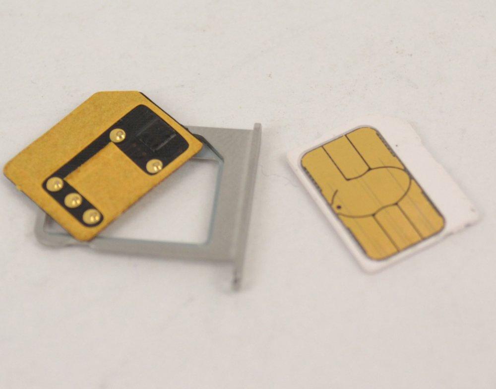 Hướng dẫn Unlock iPhone bằng sim ghép 2
