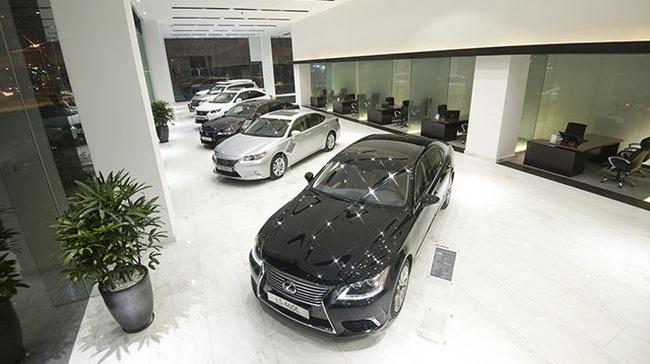 Lexus đặt tham vọng số 1 Việt Nam về xe sang 1