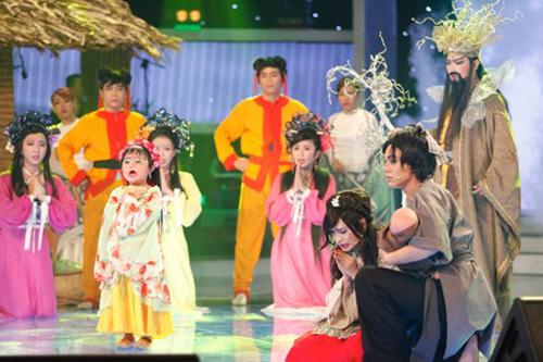 Hình ảnh Chung kết Vietnam's Got Talent 2015: Thị Mầu Đức Vĩnh đăng quang số 2
