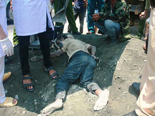 Bị 'chôn sống' vì ngăn cản thi công Quốc lộ 1A: Người trong cuộc lên tiếng 1