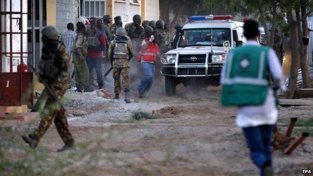Con trai quan chức chính phủ Kenya tham gia thảm sát trường học 1