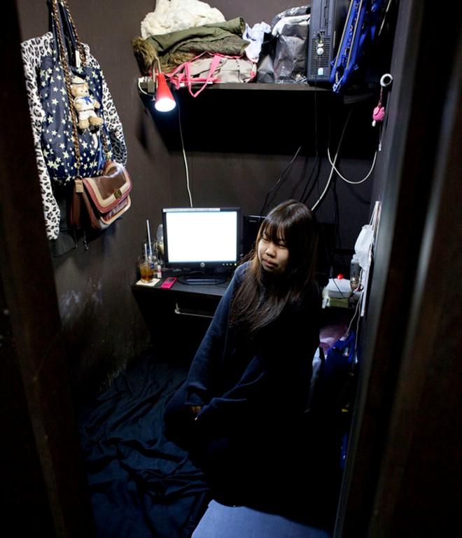 Hình ảnh Dân tị nạn cafe internet: Góc khuất của Nhật Bản số 3