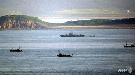 Triều Tiên lập vùng cấm tàu thuyền, chuẩn bị phóng tên lửa? 2