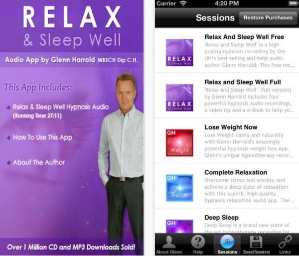 """Những ứng dụng """"chữa mất ngủ"""" trên smartphone 2"""