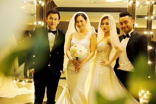 Dương Triệu Vũ và bạn gái cũ Trấn Thành làm đám cưới 2